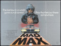 "Movie Posters:Science Fiction, Mad Max (Warner Brothers, 1979). British Quad (30"" X 40""). ScienceFiction.. ..."