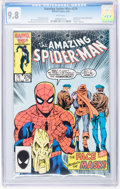 Modern Age (1980-Present):Superhero, The Amazing Spider-Man #276-278 CGC-Graded Group (Marvel, 1986)Condition: CGC NM/MT 9.8.... (Total: 3 Comic Books)