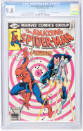 Modern Age (1980-Present):Superhero, The Amazing Spider-Man #201 (Marvel, 1980) CGC NM/MT 9.8 Whitepages....
