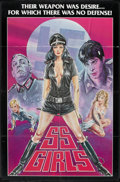 "Movie Posters:Sexploitation, SS Girls (Topar, 1977). One Sheet (27"" X 41""). Sexploitation.. ..."