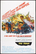 """Movie Posters:War, The Train (United Artists, 1965). One Sheet (27"""" X 41"""") Style B.War.. ..."""