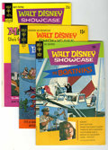 Bronze Age (1970-1979):Cartoon Character, Walt Disney Showcase Group (Gold Key, 1970-78) Condition: AverageFN.... (Total: 36 Comic Books)