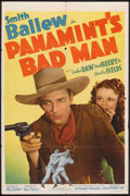 "Movie Posters:Western, Panamint's Bad Man (20th Century Fox, 1938). One Sheet (27"" X 41""). Western.. ..."