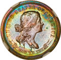 Patterns, 1870 10C Standard Silver Ten Cents, Judd-851, Pollock-958, Low R.7,PR65 Brown NGC....