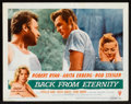 """Movie Posters:Drama, Back from Eternity (RKO, 1956). Lobby Card Set of 8 (11"""" X 14""""). Drama.. ... (Total: 8 Items)"""