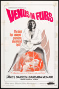 "Movie Posters:Thriller, Venus in Furs (Commonwealth United, 1970). One Sheet (27"" X 41""). Thriller.. ..."