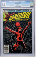 Modern Age (1980-Present):Superhero, Daredevil #188, 190, and 194 CGC-Graded Group (Marvel, 1982-83) CGCNM/MT 9.8.... (Total: 3 Comic Books)