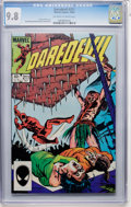 Modern Age (1980-Present):Superhero, Daredevil #204, 211, and 233 CGC-Graded Group (Marvel, 1984-86) CGCNM/MT 9.8.... (Total: 3 Comic Books)