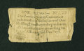 Colonial Notes:North Carolina, North Carolina December, 1771 1s Very Good....