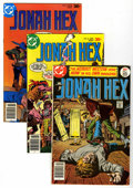 Bronze Age (1970-1979):Western, Jonah Hex #1-9 Group (DC, 1977-78) Condition: Average VF.... (Total: 9 Comic Books)