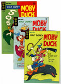 Bronze Age (1970-1979):Cartoon Character, Moby Duck Group (Gold Key, 1967-77) Condition: Average FN....(Total: 21 Comic Books)