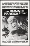 "Movie Posters:Crime, The Bonnie Parker Story (American International, R-1968). One Sheet(27"" X 41""). Crime.. ..."