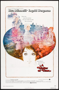 "A Matter of Time (American International, 1976). One Sheet (27"" X 41""). Fantasy"