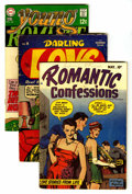 Silver Age (1956-1969):Romance, Miscellaneous Silver Age Romance Group (Various Publishers,1950s-60s) Condition: Average FN-.... (Total: 18 Comic Books)