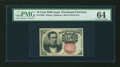 Fractional Currency:Fifth Issue, Fr. 1266 10¢ Fifth Issue PMG Choice Uncirculated 64....