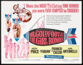 "Movie Posters:Comedy, Dr. Goldfoot and the Girl Bombs (American International, 1966).Half Sheet (22"" X 28""). Comedy.. ..."