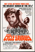 "Movie Posters:Action, The Cycle Savages (Trans American, 1970). One Sheet (27"" X 41""). Action.. ..."