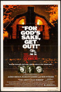 "The Amityville Horror (American International, 1979). One Sheet (27"" X 41""). Horror"