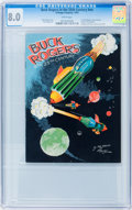 Platinum Age (1897-1937):Miscellaneous, Buck Rogers in the 25th Century (Kellogg Company, 1933) CGC VF 8.0White pages....
