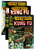 Magazines:Miscellaneous, The Deadly Hands of Kung Fu #1-33 Group Plus (Marvel, 1974-76)Condition: Average VF+.... (Total: 35 Comic Books)