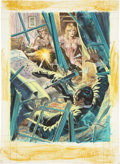 Original Comic Art:Covers, Earl Norem - Magazine Cover Original Art (undated)....