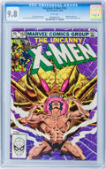Modern Age (1980-Present):Superhero, X-Men #162, 163, and 166 Group (Marvel, 1982-83) Condition: CGCNM/MT 9.8 White pages.... (Total: 3 Comic Books)