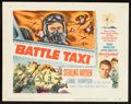 """Movie Posters:War, Battle Taxi (United Artists, 1955). Lobby Card Set of 8 (11"""" X14""""). War.. ... (Total: 8 Items)"""