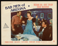"Tombstone: The Town Too Tough to Die (Paramount, 1942). Lobby Card Set of 8 (11"" X 14""). Western. Released ove..."