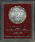 Additional Certified Coins, 1897-S $1 MS65 we believe this coin is graded MS65. Ex:The Redfield Collection. NGC Census: (638/122). PCGS Population (99...