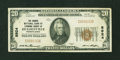 National Bank Notes:Pennsylvania, Hughesville, PA - $20 1929 Ty. 1 The Grange NB of Lycoming County Ch. # 8924. ...