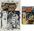 Original Comic Art:Covers, Nick Cardy The Witching Hour #37 Cover Original Art (DC,1973)....