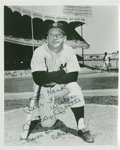 "Baseball Collectibles:Photos, 1970's Mickey Mantle ""Best F---in Wishes"" Signed Photograph...."