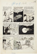 "Original Comic Art:Panel Pages, Al Williamson and Frank Frazetta Weird Science #16""Space-Borne"" page 6 Original Art (EC, 1952)...."