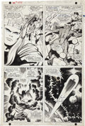 Original Comic Art:Panel Pages, Jack Kirby and Vince Colletta Thor #152 page 8 Original Art(Marvel, 1968)....