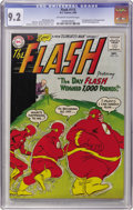 Silver Age (1956-1969):Superhero, The Flash #115 (DC, 1960) CGC NM- 9.2 Off-white to white pages....
