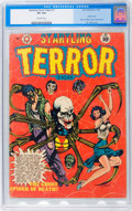 Golden Age (1938-1955):Horror, Startling Terror Tales #11 (Star Publications, 1952) CGC VG 4.0Off-white pages....