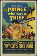 "Movie Posters:Adventure, The Prince Who Was a Thief (Universal, 1951). One Sheet (27"" X41""). Adventure.. ..."
