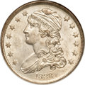 Bust Quarters, 1838 25C MS64 NGC....