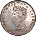 Colonials, 1796 MEDAL Castorland Medal, Silver MS61 NGC....
