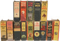 Platinum Age (1897-1937):Miscellaneous, Big Little Book Group (Whitman, 1935-39). Condition: Average FN....(Total: 14 Items)