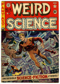 Golden Age (1938-1955):Science Fiction, Weird Science #12 (EC, 1952) Condition: FN-....