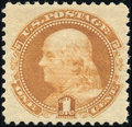 Stamps, 1c Buff (112),...