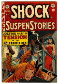 Golden Age (1938-1955):Horror, Shock SuspenStories #10 (EC, 1953) Condition: FN+....