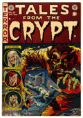 Golden Age (1938-1955):Horror, Tales From the Crypt #35 (EC, 1953) Condition: FN-....