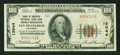 National Bank Notes:California, San Francisco, CA - $100 1929 Ty. 1 Bank of America National Trust & Savings Assoc Ch. # 13044. ...