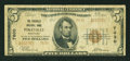 National Bank Notes:Kentucky, Pikeville, KY - $5 1929 Ty. 2 The Pikeville NB Ch. # 7030. ...