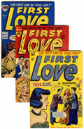 Golden Age (1938-1955):Romance, First Love Illustrated File Copies Group (Harvey, 1949-63)Condition: Average VF+.... (Total: 82 Comic Books)