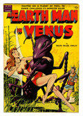 Golden Age (1938-1955):Science Fiction, An Earth Man on Venus #nn (Avon, 1951) Condition: FN+....