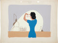 Animation Art:Production Drawing, So Much for So Little Illustration Original Art (WarnerBros., 1949)....