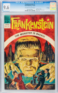 Silver Age (1956-1969):Superhero, Frankenstein #1 File Copy (Dell, 1964) CGC NM+ 9.6 Off-white to white pages....